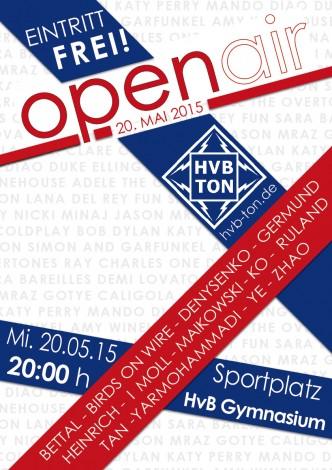 HVB-TON-OA-2015-05-20-Plakat-V3